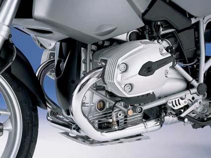BMW готви за течно охлаждане при GS