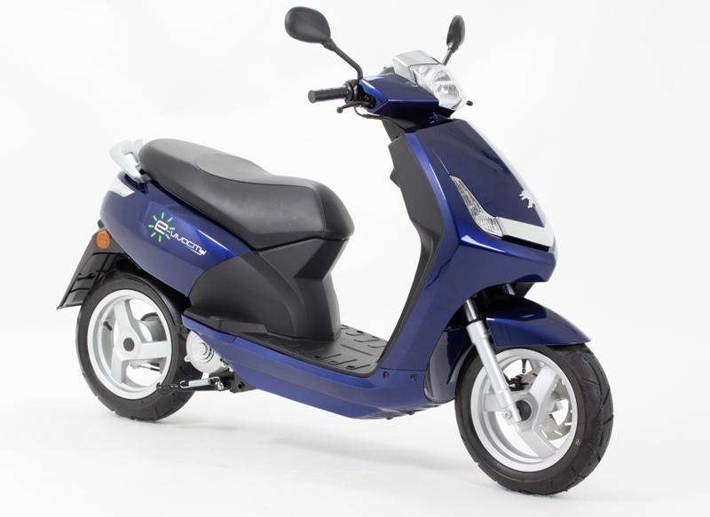 Скутер PEUGEOT  E-Vivacity