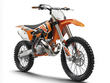 KTM представи гамата кросови мотоциклети за 2015 г.