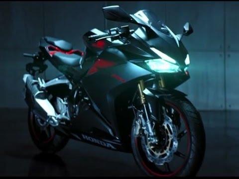 Новата Honda CBR250RR