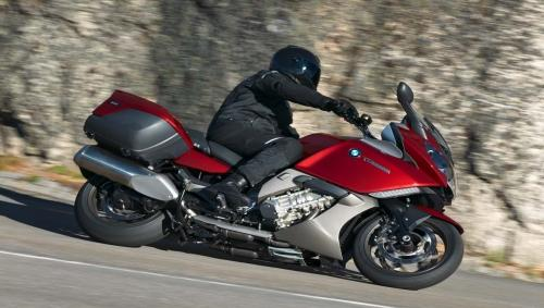 BMW ревизизира K1600GT за 2017 г.