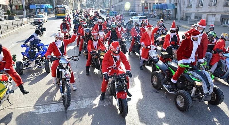 Над 250 мотоциклетисти от Плевен ще зарадват деца с подаръци за Коледа
