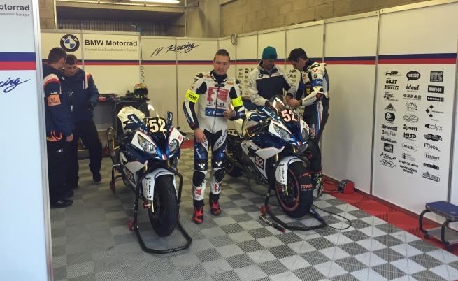 Тимът на Мартин Чой 16-и на Ошерслебен