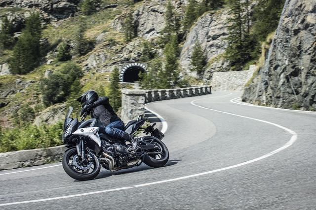 Yamaha обяви цени на новите Tracer 900 и Tracer 900GT за 2018 г.