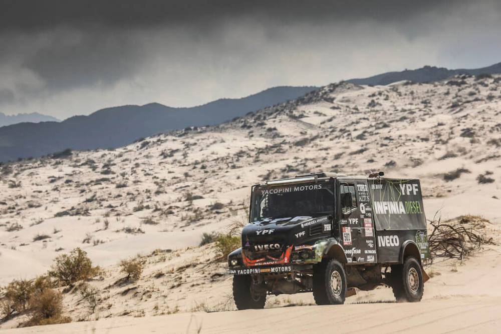 villagra truck