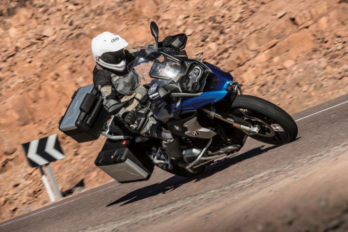 BМW избра Bridgestone Battlax Adventure A41 като оригинално оборудване за R1200GS и R1200GS Adventure