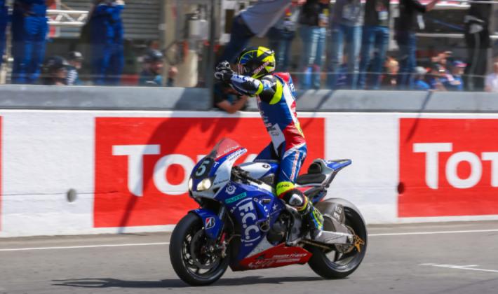 24 часа на Льо Ман: Победа за F.C.C TSR Honda France, Мартин Чой 33-и