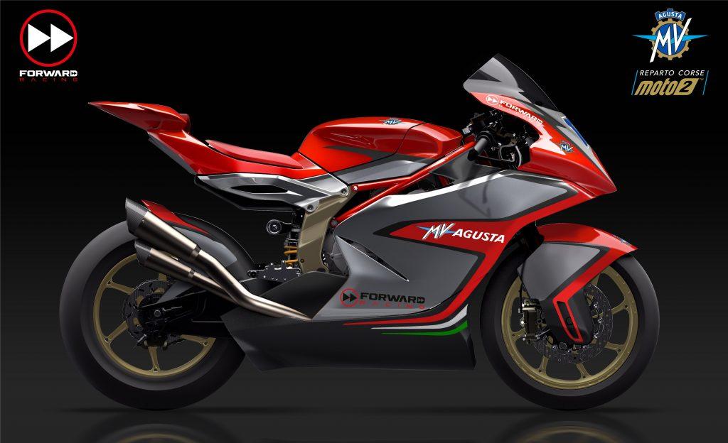 MV Agusta Moto2