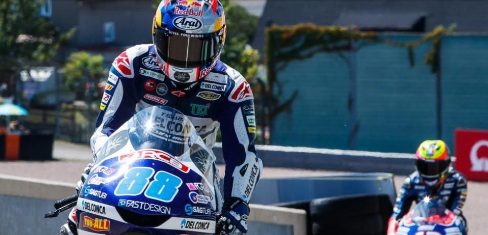 Moto3: Хорхе Мартин с 5-а победа за сезона