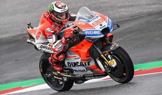 MotoGP: Лоренсо надви Маркес на Ред Бул Ринг