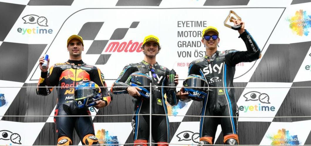 Moto2: Баная поведе в шампионата след драматична победа