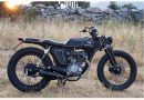 Ателието Cafe Racer Dreams направи Honda Zundapp Sierra Bonita