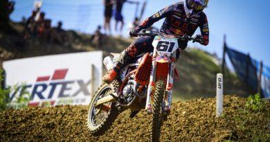 MXGP: Победа за Прадо във Фаенца