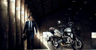 Dark влиза в семейството на Ducati Scrambler 1100 PRO
