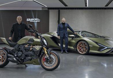 Ducati представи Diavel 1260 Lamborghini