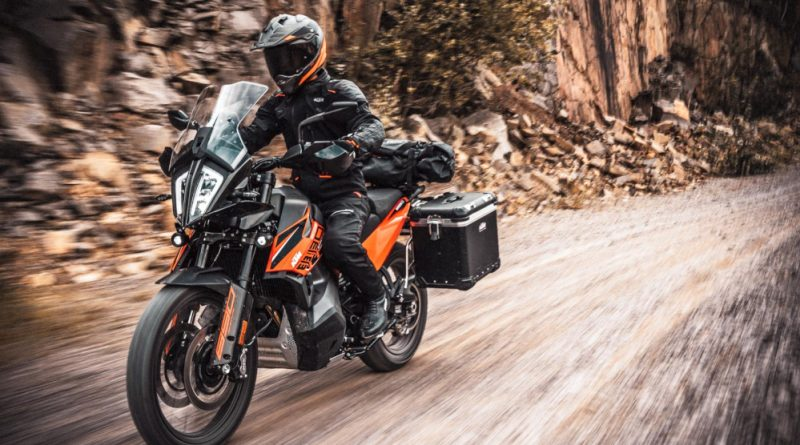 KTM представи 890 Adventure 2021