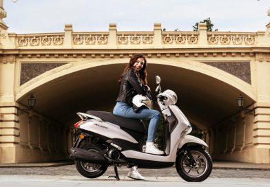 С новите NMAX и D'elight, Yamaha предлага по-интелигентен начин за придвижване