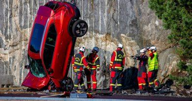 Volvo Cars изпълнява най-екстремния краш тест