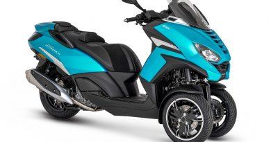 Peugeot Motocycles разкри гамата си за 2021 г.