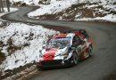 WRC: Новият лидер в Монте Карло е Елфин Еванс с Toyota