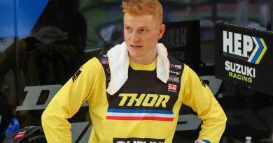 Макс Ансти пропуска състезанието в Хюстън