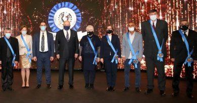 Богдан Николов и Илия Чубриков с най-високото държавно отличие в областта на спорта