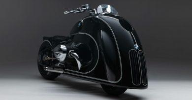 Kingston Custom представи BMW R18