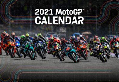 MotoGP: Промени в календара за 2021 г.