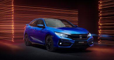 2021 Honda Civic Sport – вдъхновение от Type R