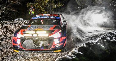 WRC: Танак укрепва позициите си на лидер в рали Арктик
