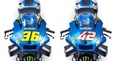 MotoGP: Suzuki Ecstar прави дебют с Monster в цветовата схема за 2021 г.