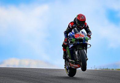 MotoGP: Куартараро от първа позиция до победата със стил