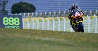 Moto2: Лоус пак бие Гарднър, прави хеттрик на първи позиции